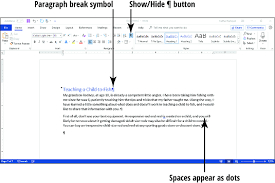 How To Align And Indent Paragraphs In Word 2019 Dummies