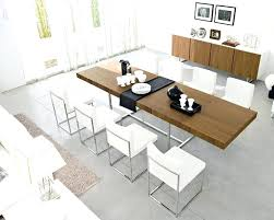 modern expandable dining table modern extendable dining tables round dining table extendable expandable dining room tables