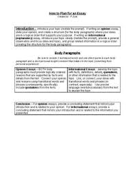 Simple 5 Paragraph Essay Examples Simple Planning Guide For Essay Writing