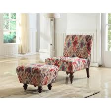 Extraordinary Inspiration Accent Chair With Ottoman Popular