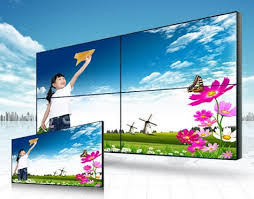 Small Picture Samsung 4655 makes 2x2 led lcd video wall smart wifi ad HD lcd