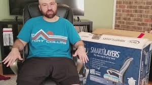 review serta smart layers hensley executive office chair best i sat on 2017