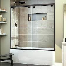 delta shower door installation traditional style sliding