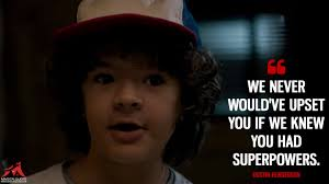 Stranger Things Quotes Enchanting Stranger Things Quotes MagicalQuote