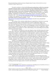 Chapter 3 Research Design Sample Pdf Chapter 3 Research Design Part 3 Research Design