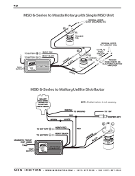 mallory unilite distributor wiring diagram msd lively floralfrocks mallory magnetic breakerless distributor wiring diagram at Unilite Wiring Diagram