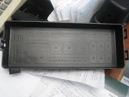 rear fuse box cover need photos chrysler 300 forum 2006 chrysler 300 fuse box diagram in trunk here you go 2006 300c
