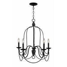 cottage chandelier