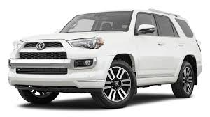 Lease a 2018 Toyota 4Runner Automatic AWD in Canada | Canada ...