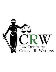 Law Office Logo Design Beauteous Law Office Of Cheryl R Watkins Get Quote Personal Injury Law
