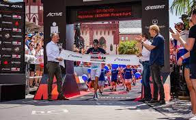 Das ist am sonntag, 15. Race Event Ironman European Championship Frankfurt Racecheck