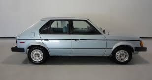 1982 dodge omni hatchback vehiclepad hatch heaven dodge omni 1988