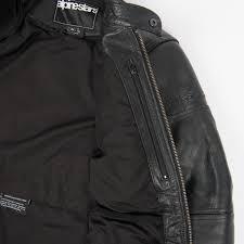 home brera airflow leather jacket alpinestars sku n a