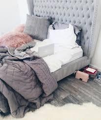 grey bedroom colors. pink and grey bedroom // colors i