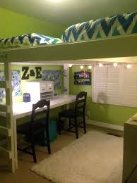 bunk bed with desk and futon chair best double loft beds ideas on boy built in