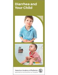 baby pamphlets diarrhea and your child brochure aap