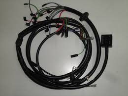 wiring harness chassis bmw r60 6 r90s up to 09 74 61 11 1 357 wiring harness chassis bmw r60 6 r90s up to 09 74