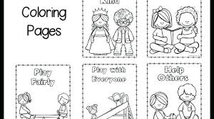 Conflict Resolution Coloring Pages 1 Conflict Resolution Coloring
