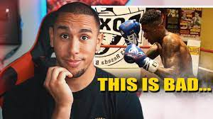 Reacting To BLUEFACE Boxing Technique ...