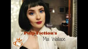 mia wallace tutorial you mia wallace makeup tutorial