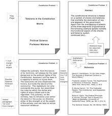 Apa Format Style Template Apa Format Template 40 Apa Format Style Templates In