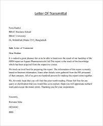 11 Letter Of Transmittal Examples Word Pdf Google Docs