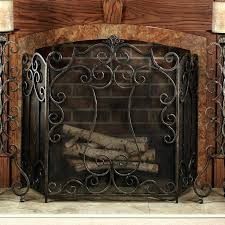 fireplace screen doors wooden fireplace screen living room carved screens with fold throughout doors
