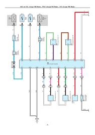 2007 toyota tacoma wiring diagram 2007 image 2007 toyota tacoma radio wiring 2007 auto wiring diagram schematic on 2007 toyota tacoma wiring diagram