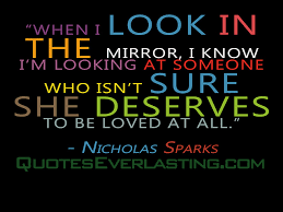 Look In The Mirror Quotes Inspiration Mirror Quotes Everlasting