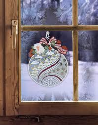 Gardinen Welt Online Shop Fensterbilder Kugel