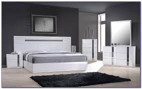 High Gloss White Lacquer Bedroom Furniture - Bedroom : Home Design ...