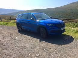 CAR REVIEW: <b>Skoda Kodiaq</b> vRS | Bradford Telegraph and Argus