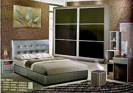 NiceHome Super Saving 8x8u0027wardrobe Of 5pcs Bedroom Set Model  8888G  Lelongmy