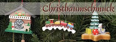 Christbaumschmuck Und Baumbehang Aus Dem Erzgebirge