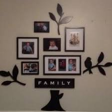Family Wall Hanging family wall hanging - minimalistic design