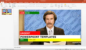 Newspaper Powerpoint Template Adorable Using A Free Breaking News Generator To Make An Engaging PowerPoint