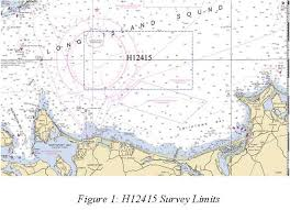 H12415 Nos Hydrographic Survey Long Island Sound Ny