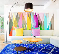 collect this idea geometric walls freshome 2