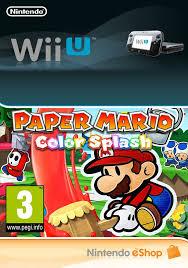 paper mario color splash e code