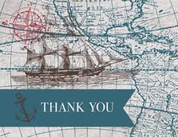 Image result for nautical thank you