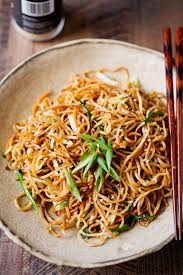 chinese food fried noodles. Beautiful Food CantoneseStyle PanFried Noodles  Smokey Noodles Just Like Your Favorite  Restaurants And Intended Chinese Food Fried
