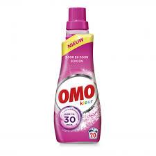 Omo Klein En Krachtig Vloeibaar Wasmiddel Color 700 Ml