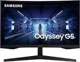 Samsung LC27G55TQWNXZA WQHD 144HZ 1MS Freesync HDR10 Monitor