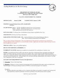Entry Level Nurse Resume To Inspire You How Create Good Registered