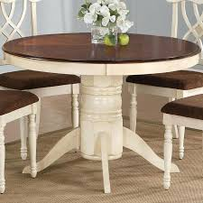pedestal dining table with leaf chic round pedestal dining table best round pedestal tables ideas on