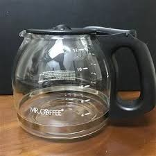 < image 1 of 3 >. Mr Coffee 12 Cup Replacement Carafe Bing Shopping