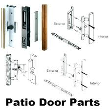 sliding glass door handle with lock and key sliding glass door locks parts sliding glass door