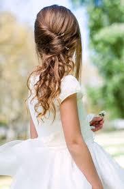 Coiffure Mariage Petite Fille Honneur