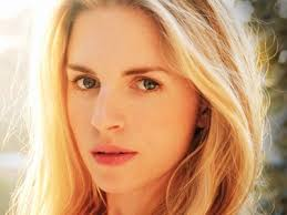 Hollywood Feminist of the Day: Brit Marling | Women and Hollywood via Relatably.com