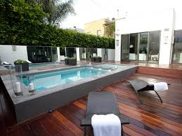 wood patio with pool. Shop This Look Wood Patio With Pool K